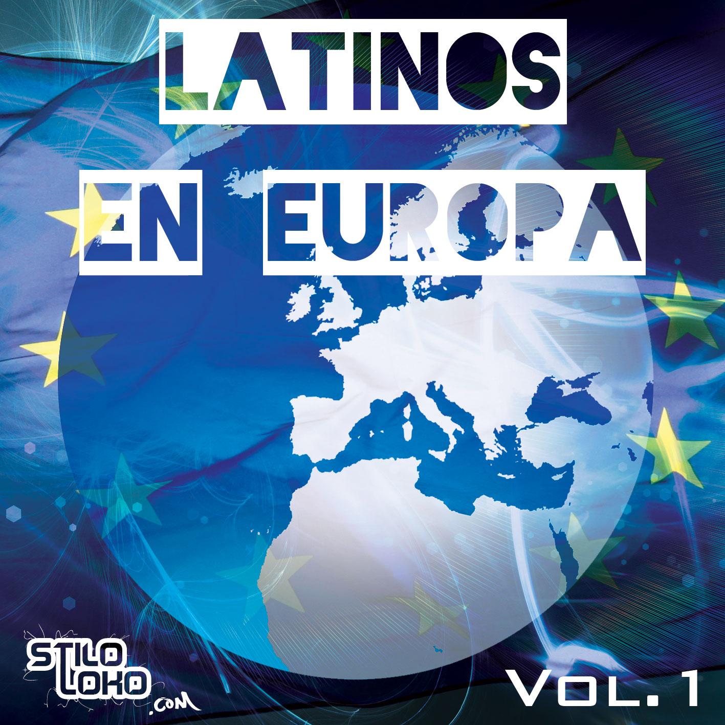 latinos en europa mixtape vol1