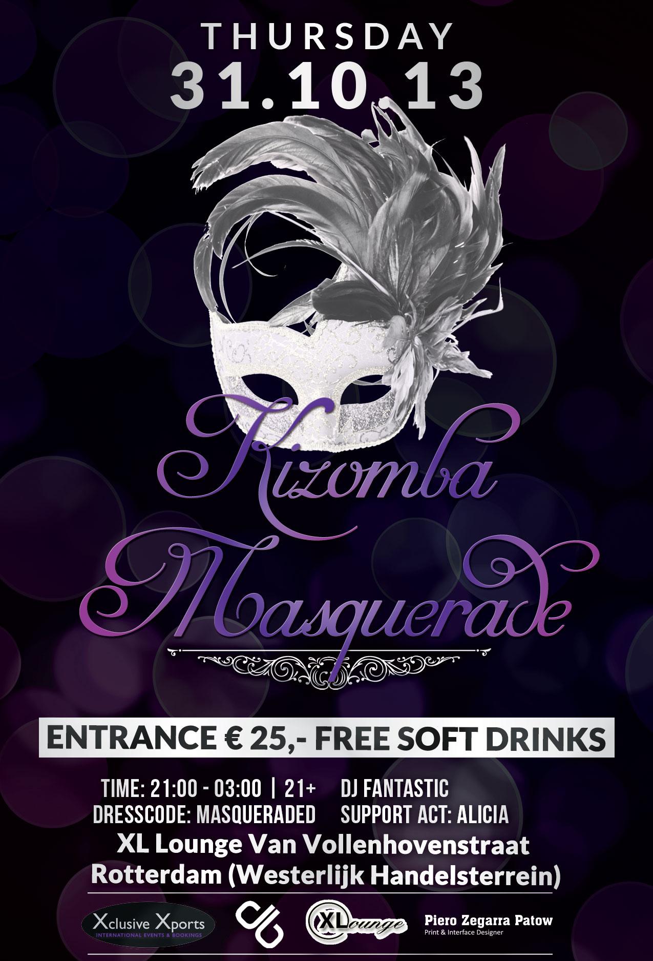 Kizomba-Masquerade